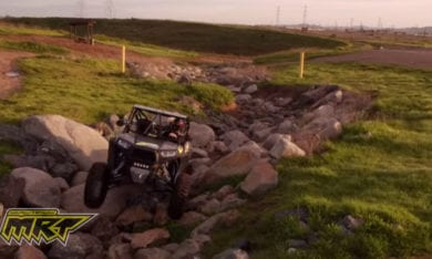 Rock Crawling with 32x10R14 MRT X-ROX DD UTV Tires