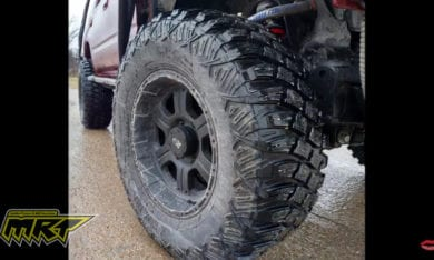 NEW MRT X-Rox DD Truck Tire to hit the market